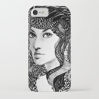 oriental iPhone & iPod Cases featuring Oriental by Judy Hung