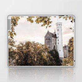 Lichtenstein Castle Laptop & iPad Skin