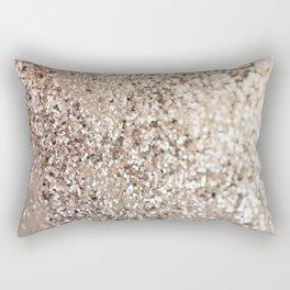 Sparkling GOLD Lady Glitter #1 #decor #art #society6 Rectangular Pillow