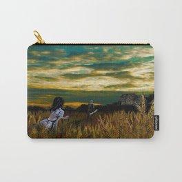 Wheat field Sundown Carry-All Pouch