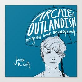 Archie of Outlandish Original Book Soundtrack Canvas Print