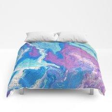 Lavender Blue Comforters