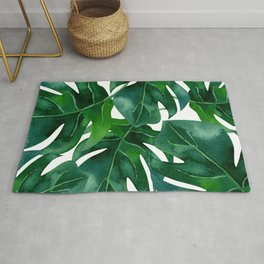 Deep In The Jungle Rug