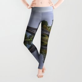 Autumn Cottage Leggings