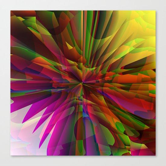 The Tropics Canvas Print