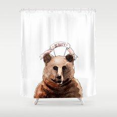 BEAUTY / Nr. 2 Shower Curtain