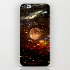 THE ICE PLANET iPhone & iPod Skin