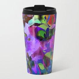 Poppy Batik Travel Mug