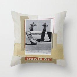 Nomad Throw Pillow