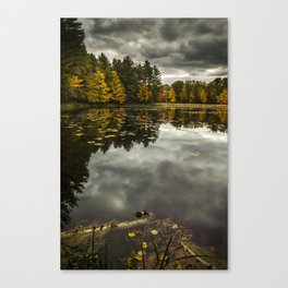 Skinaway Lake  Canvas Print