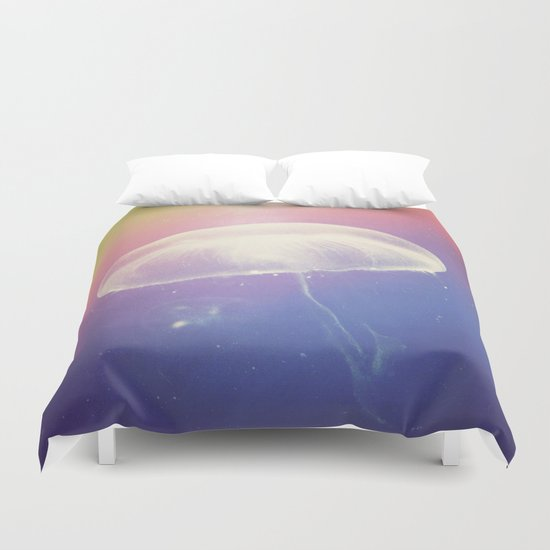 Microcosm. Duvet Cover