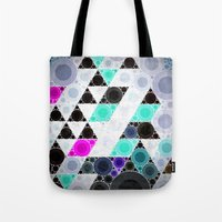 shameless Tote Bags featuring clyyrcle by Spires