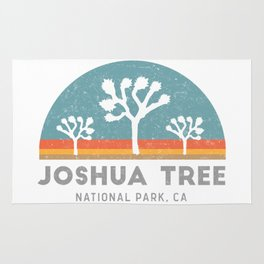 Joshua Tree National Park California Rug