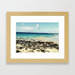 Piece of Peace  Framed Art Print