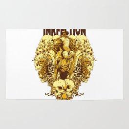 Inkfection prey Rug