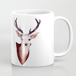 Stags Head Coffee Mug