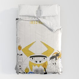 Foster the Friends Comforters