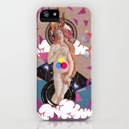 Electric Venus iPhone Case