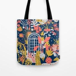 Patio to Paradise Tote Bag