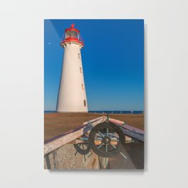 Point Prim Metal Print
