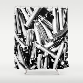 .223 Casings Shower Curtain