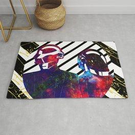 Daft Punk Art Rug