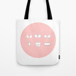 Undies Tote Bag