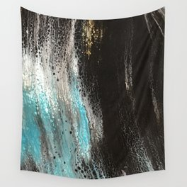 Midnight Storm Wall Tapestry