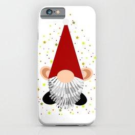 Santa - Gnome iPhone Case