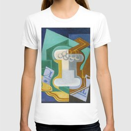 "Juan Gris ""Verre et Fruits (Glass and Fruit)"" T-shirt"