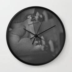 Ukulele Chord  Wall Clock