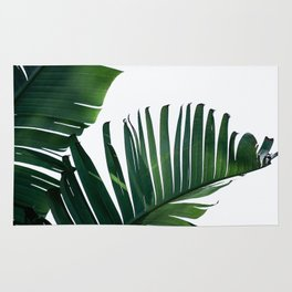 Palm Leaves 16 Rug