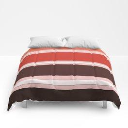 Orange-cicle Comforters