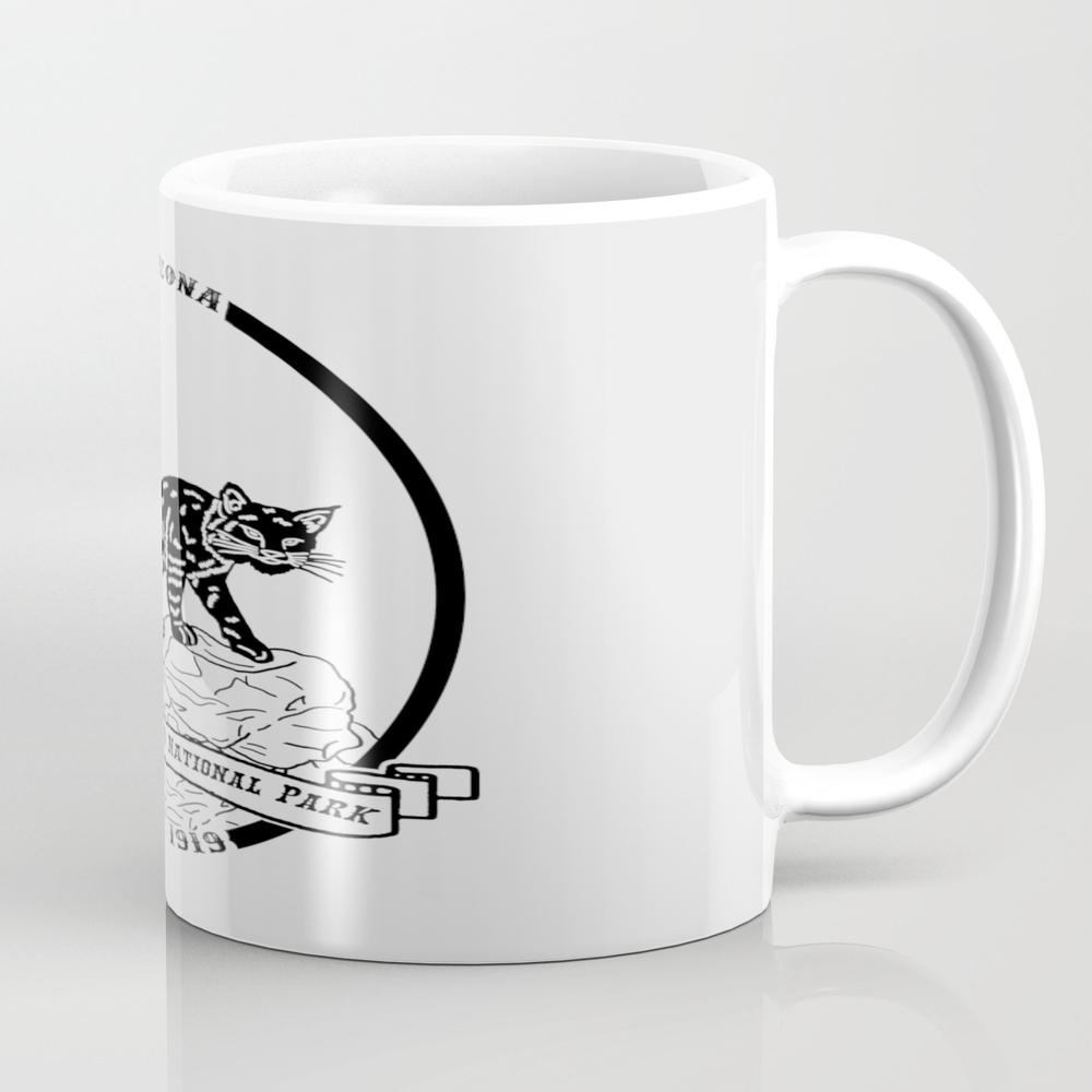 Grand Canyon Emblem Coffee Cup by Grace_yesul MUG8752260