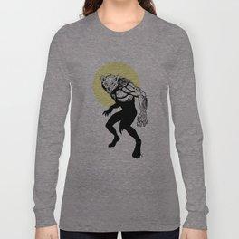 Loup-garou Homme Long Sleeve T-shirt
