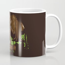 The Bigfoot of Endor Coffee Mug