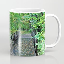 Along the Lonely Path Coffee Mug