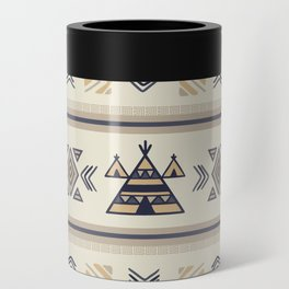 Ethnic patterns Can Cooler