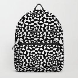 Optical pattern 75 Backpack