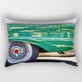 Very Cool Wagon Rectangular Pillow