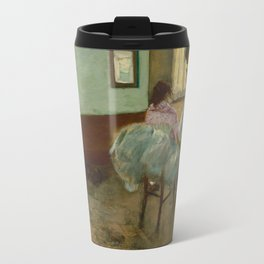 Edgar Degas, The Dance Lesson,1879 Travel Mug
