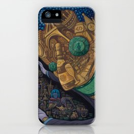 The Hard Sell iPhone Case