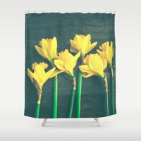 happiness Shower Curtains featuring Happiness by Olivia Joy StClaire