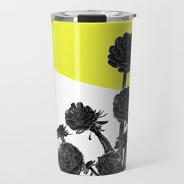 cactus flowers Travel Mug