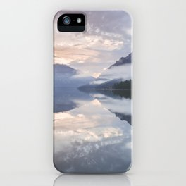Mornings like this - Landscape and Nature Photography iPhone Case