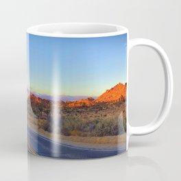 Desert Highway Coffee Mug