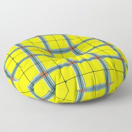 the peril Floor Pillow