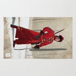 Russian Cossack Rug