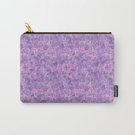 drops on purple Carry-All Pouch