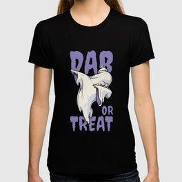 Dabbing Ghost Halloween Dab T-shirt